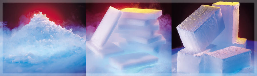 Types of Dry Ice